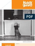 KiddyGuard Owner manual US-version