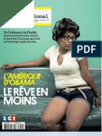 [RevistasEnFrancés] elMensajeroInternacional - 2012 Courrier_International_suplemento especial sobre los EEUU de obama