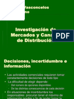 Materia de Investigacion de Mercados
