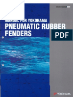 FD04_ MANUAL FOR YOKOHAMA PNEUMATIC FENDER.