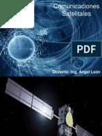Comunicaciones Satelitales - Exposicion i Rosti Lucena - Jose Tillero - Ivan Gomez