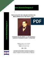 Diego Portales en El Araucano1