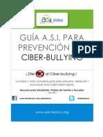 Guia Ciber BullyingL