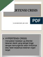 Et. 1.Hypertensi Crisis