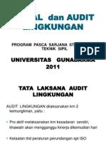 5 Audit Lingkungan 10 Slide