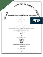 online footwear synopsis.docx