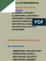 Drogas Antidepresivas Dra Maria