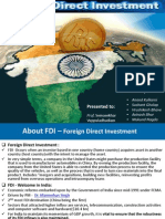 FDI - Forex & Treasury_Presentation