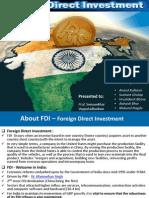 FDI - Forex & Treasury_Presentation