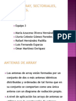 Antenas Array