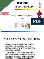 6 Sintesis Protein