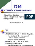 DM Complicaciones Agudas
