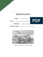 Anna Fubini - Mind Weapon