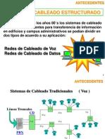 2.- DISEÑO DE Cableado Estructurado