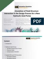 Fsi Hydraulic Pump Fraunhofer