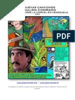 19 Canciones nuevas de Julián Conrado desde la cárcel en Vzla 12