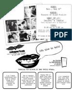 KR4K Event Flyer