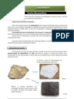 rochas metamórficas-ficha informativa