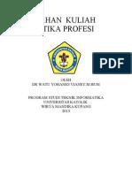 Etika Profesi Teknik Informatika 2