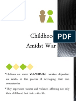Child Fonts Childhood Amidst War_GS197