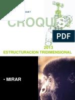2013 Croquis Estructura Tridi Ppt