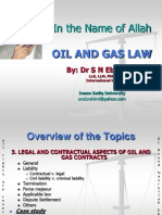 3 Political & Legal Environment