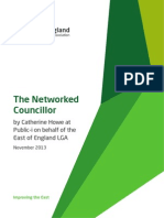 The Networked Councillor beta report 2013