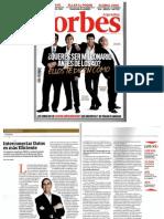 @ConexiaSA en Forbes. Entrevista a @lnavas_conexia