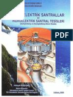 Hidroelektrik Santralleri Ve Hidroelektrik Santral Tesisleri