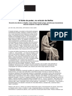 A fonte do poder, no oráculo de Delfos - Scientific American Brasil