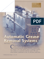 ASPE PSD - Automatic Grease Removal System