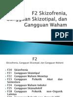 F2 Skizofrenia