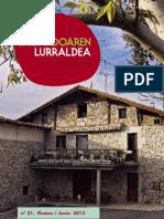 Sagardoaren Lurraldea Boletina 31
