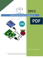 Arduino i de on Raspberry Pi