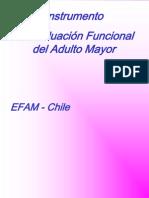 Presentacion EFAM - Chile a B MM
