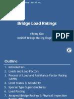 09Bridge Load Ratings