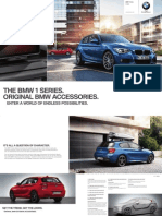 Bmw Accessories Catalogue 1series 2012