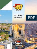Plano de Governo - Jonas 40