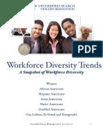Workforce Divesity Trends