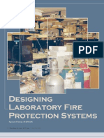 ASPE PSD - Design of Laboratory Fire Protection Systems