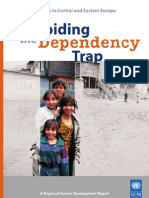 Avoiding the dependency trap