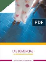 Las Demencias y La Enfermedad de Alzheimer-Intervencion en Las Demencias