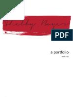 portfolio sboyer