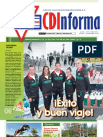 CDInforma, número 2612, 22 de tamuz de 5773, México D.F. a 30 de junio de 2013