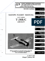 T 28B C Flight Manual