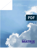 Matrix Energy Catalogue 2009