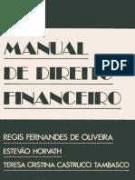 Manual de Direito Financeiro