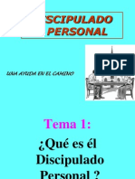 Discipulado Personal