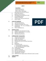 Perfil de Agua Potable Tayaccucho - Ituata[1]