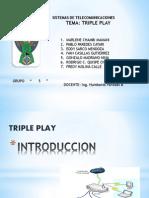 Triple Play Original